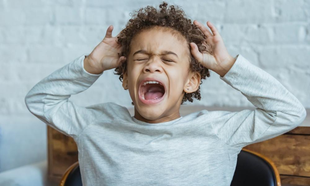 Children's Temper Tantrums