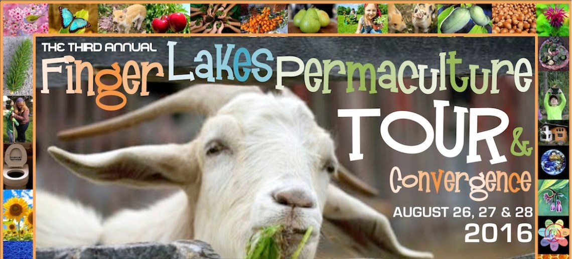 2016 Permaculture Tour banner
