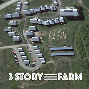 Three Story Farm: Tour. Sunday, 9-10am on 8/26/18