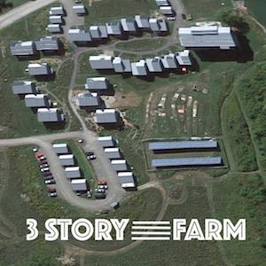 Three Story Farm: Tour. Sunday, 9-10am on 8/26/18