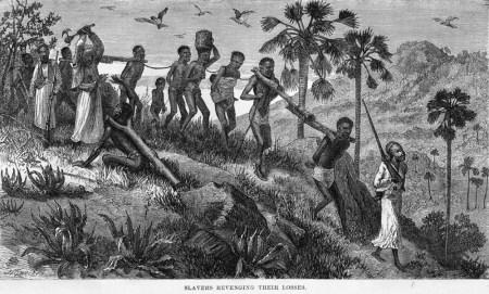 성경은 노예 제도를 지지하나요 - 납치