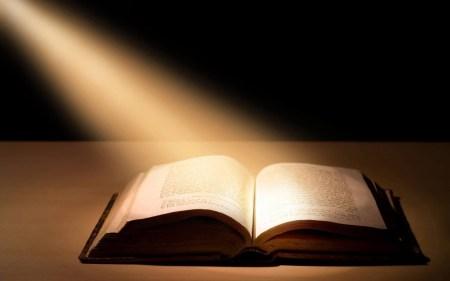 하나님의 말씀 성경 - 빛이신 예수님