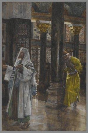 세리와 바리새인들의 기도