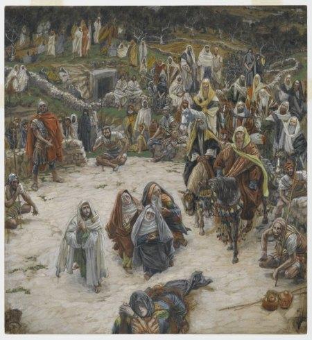 우리 구주 예수님이 십자가에서 보신 것 - 예수 그리스도의 복음