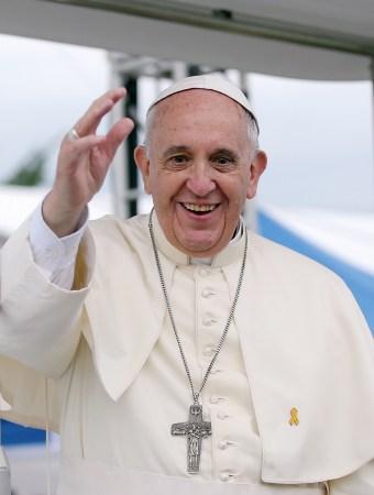 프란치스코 교황 - 서울 방문