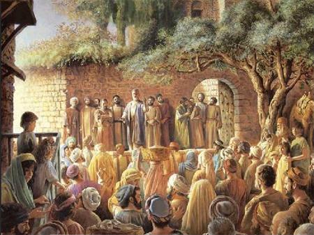 사도행전 - 베드로와 3000명의 회심