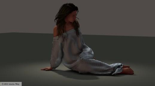 Dynamic Gown Study #3