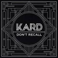 K.A.R.D - Don't Recall Lirik Terjemahan