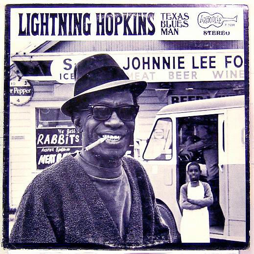 Lightnin Hopkins, Texas Blues