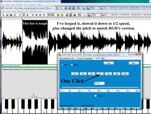 Transcribe! Software Review