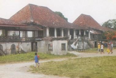 Rumah Kapitan (Rumah Abu) tahun 90-an