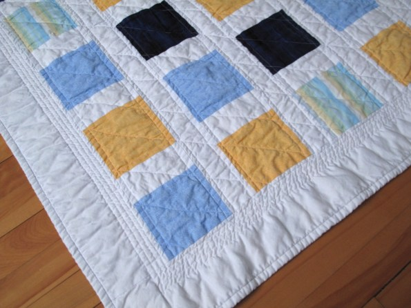 Whale Quilt