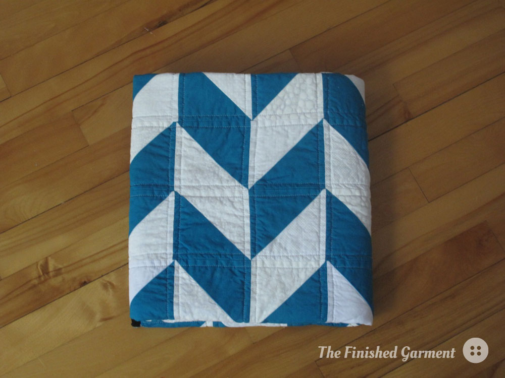 A New Quilt for a New Baby