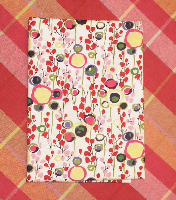 Monkey's Bizness Market Floral in Bright by Alexander Henry Fabrics