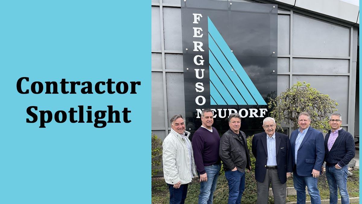 FCA News: Contractor Spotlight - Ferguson Neudorf Glass