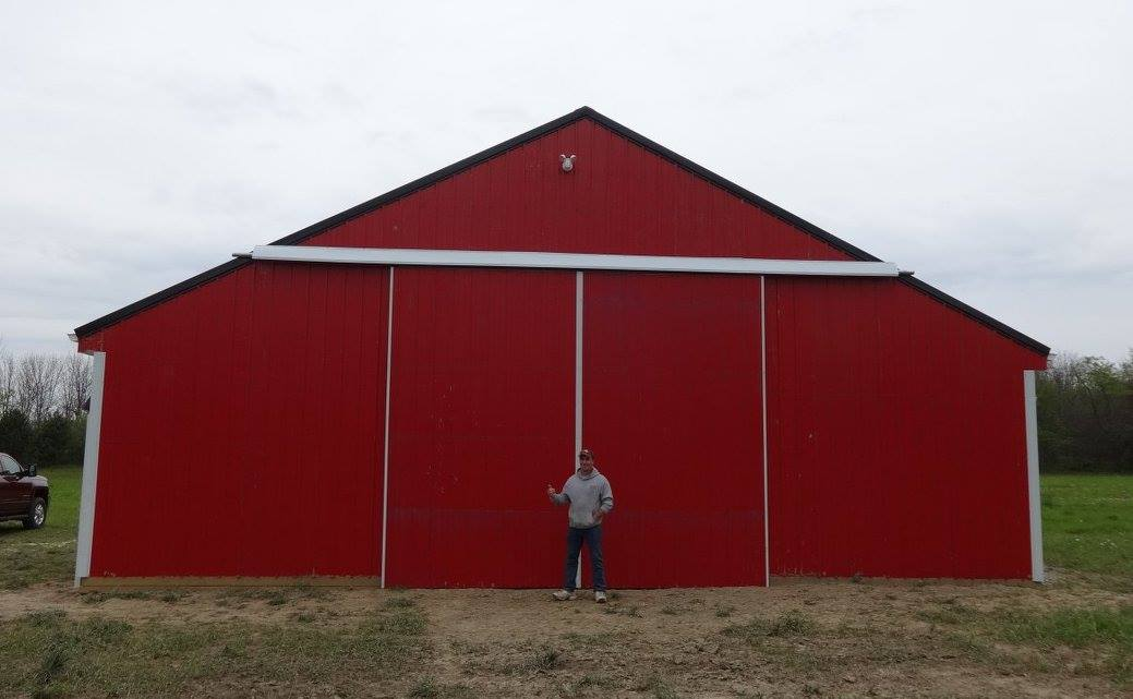 Barns Amp Garages Amp Pole Buildings Finish Line Roofs And More