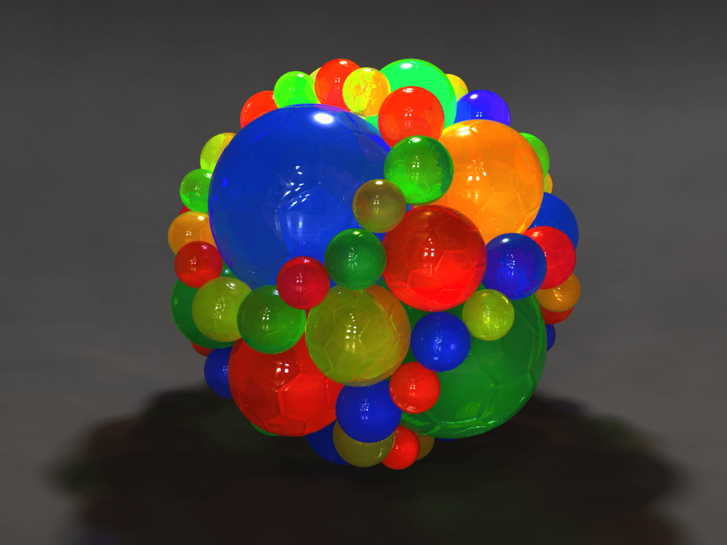 Inversion Spheres Results