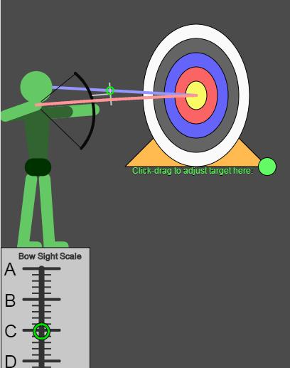 Archery Demonstrator