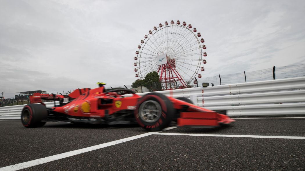 RADIO F1 – 2019: JAPÓN