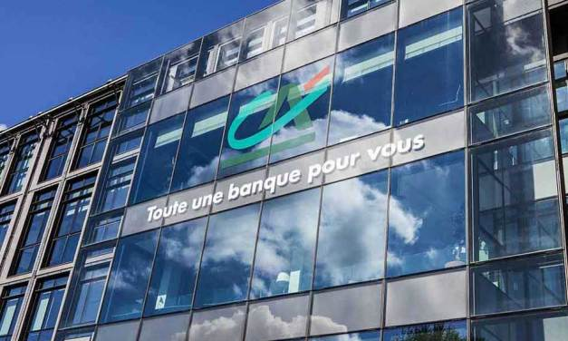 LE CREDIT AGRICOLE reçoit un bon point pour son 100 % DIGITAL