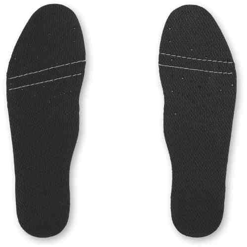 INSOLESPA-BLK - Spacer Insole - Double Front (Square)