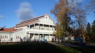 Arrival Trainings in Villa Elba, Kokkola