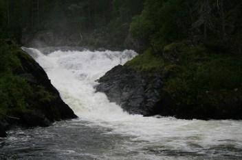Oulanka National park, Jyrävä