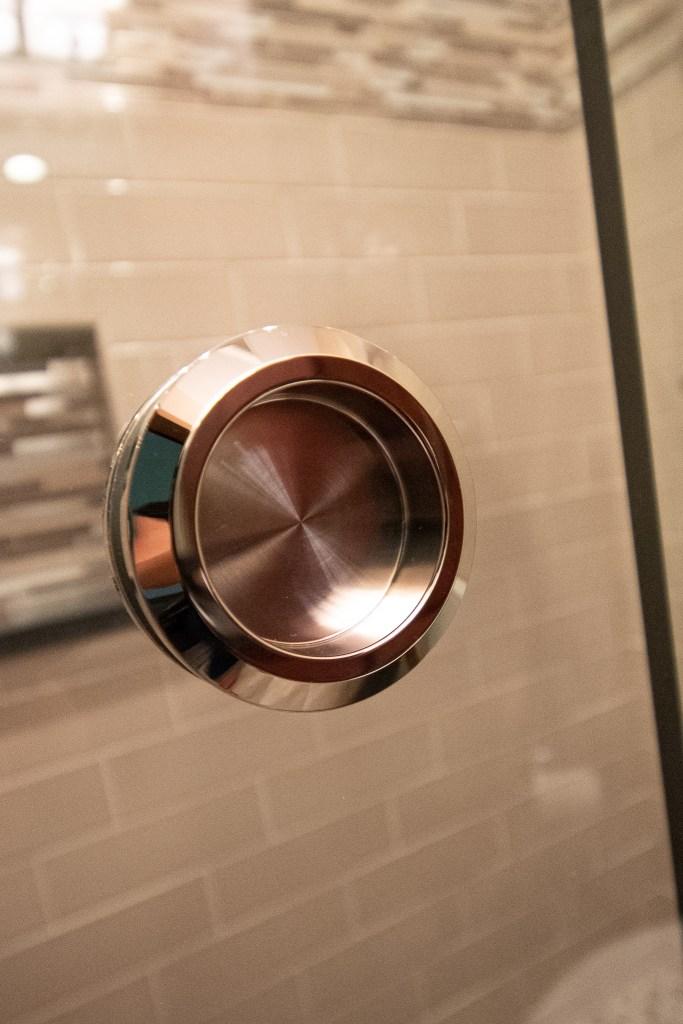 Shower Glass Door Pull Handle