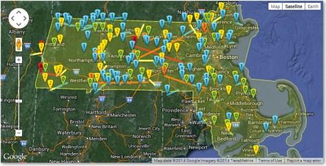 Tornadoes in Massachusetts
