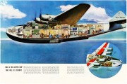 What was inside the B-314; this was the centerfold of the 23 August 1937 issue of Life magazine