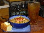 Jasper White's Lobster & Corn Chowder