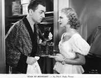 William Powell and Ginger Rogers