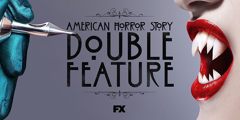"""""""American Horror Story: Double Feature"""" Premiere"""