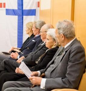 Empfang zum Unabhängigkeitstag Finnlands 2016