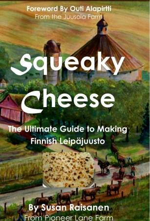 Squeaky Cheese Recipe on Amazon