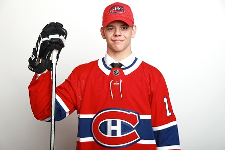 2018 NHL Draft – Portraits