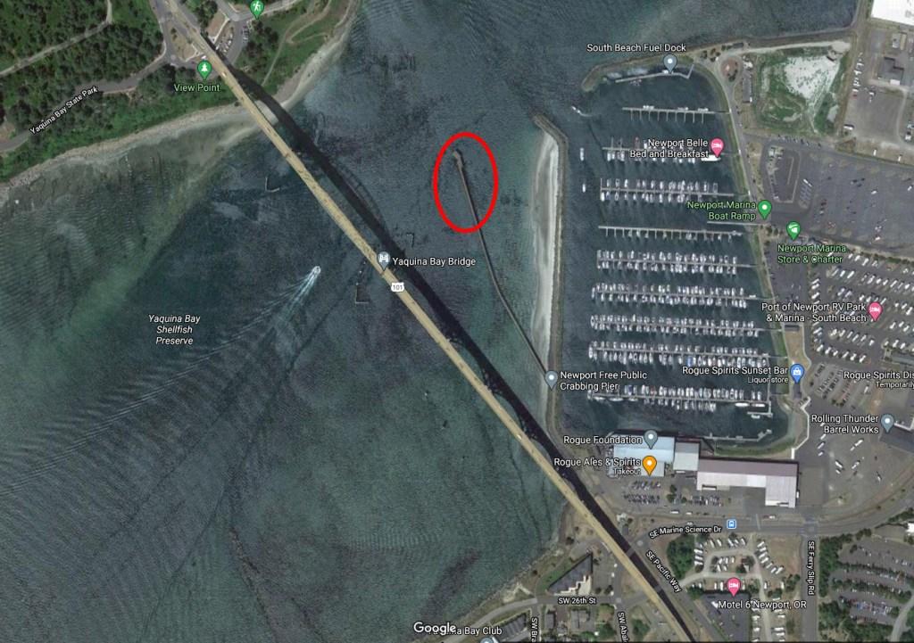 newport pier crabbing