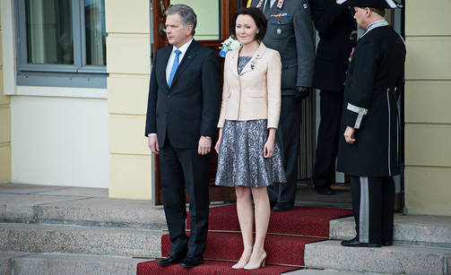 Presidential Visit by Sauli Niinistö and First Lady Jenni Haukio