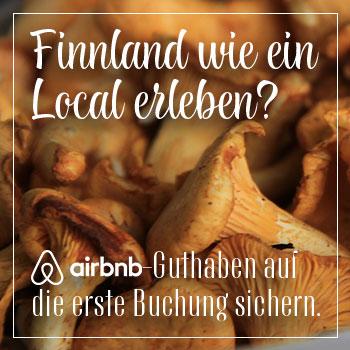 Airbnb-Guthaben sichern.