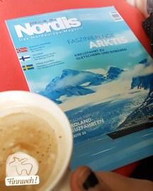 Das Cover des NORDIS Magazins 05/2017