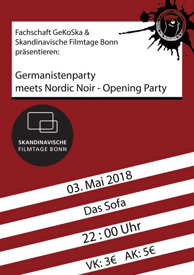 Opening-Party Nordic Noir