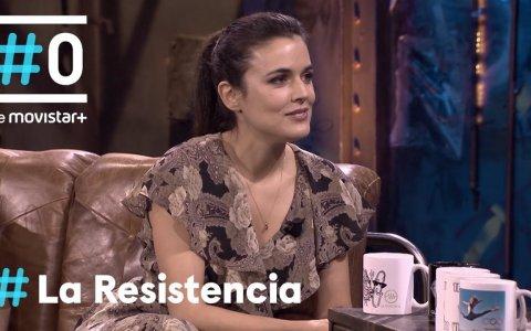 Adriana Ugarte en La Resistencia