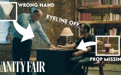 ¿Qué pasa si se prescinde del continuista (o script) para rodar una película?