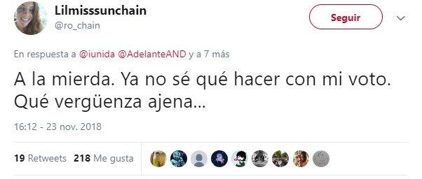 Madre mía Izquierda Unida Molamos Mazo adelante Andalucía Maikelnait...