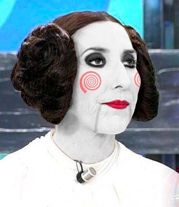 Disney demanda a Telecinco por disfrazar a los miembros de Sálvame de Star Wars