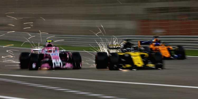 F1: El mejor adelantamiento del año con mucha diferencia