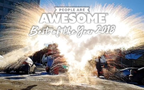 Best of the year 2018 by People Are Awesome