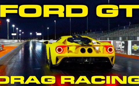 Ford GT vs Lamborghini Aventador