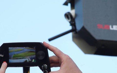 Sublethal: La cámara de vigilancia que te graba y además... te dispara