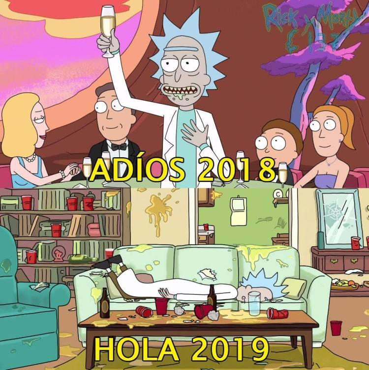 ¡Feliz año nuevor!